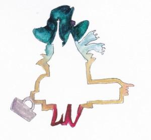 obrázek - Klášterní kouskování - barevný